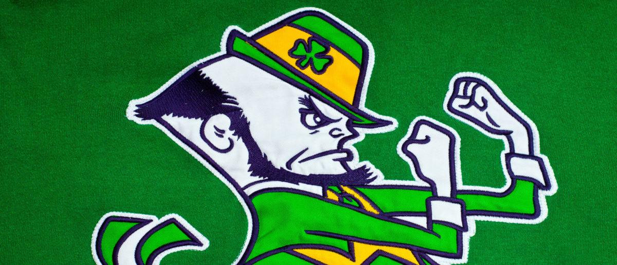 ShutterStock - Notre Dame Logo By Dean Bertoncelj - 3-16-18 (ShutterStock/Dean Bertoncelj)