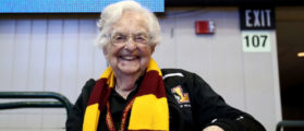 National Embarrassment Tweeted The F Word At Sister Jean To Teach Society A Lesson