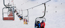 If You Weren't Afraid Of Ski Lifts Already, You Will Be After Watching This Video