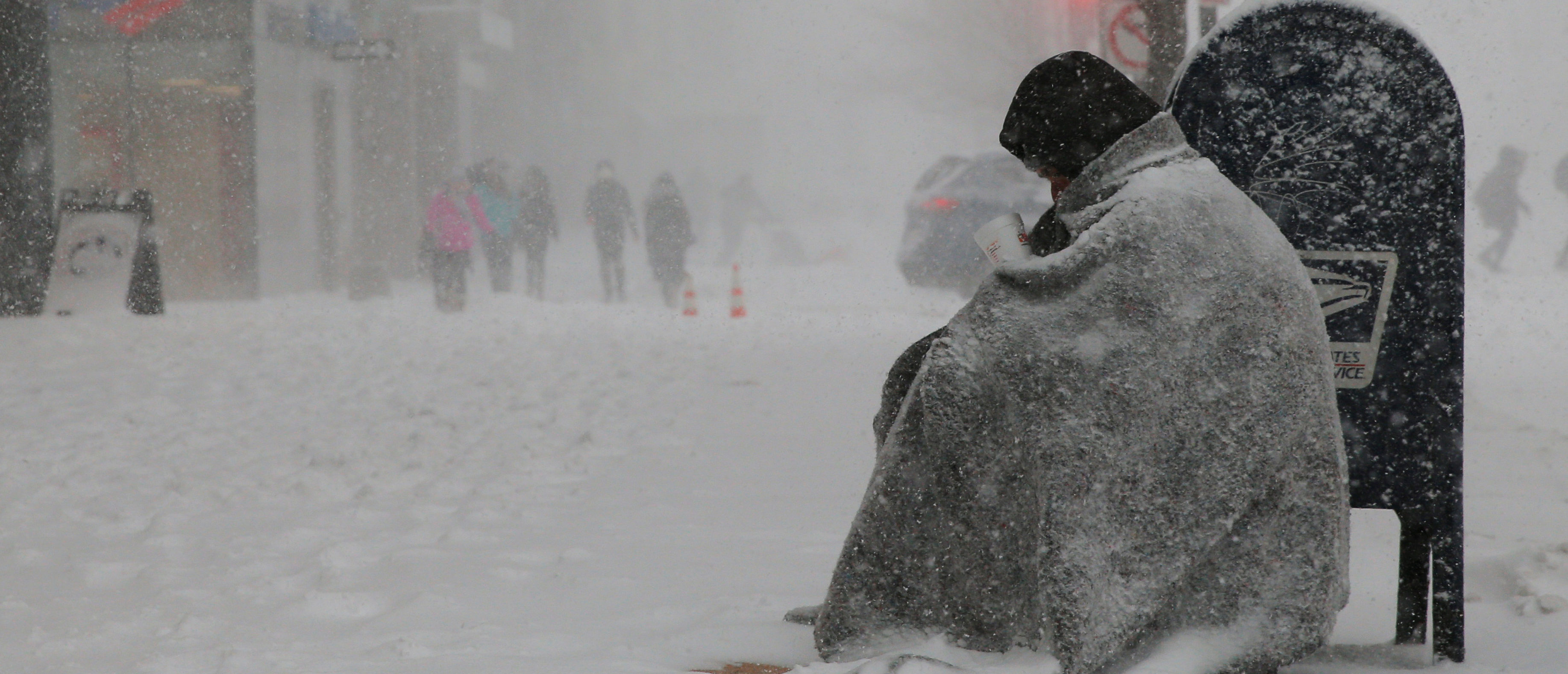 Climate Alarmists Resurrect Theory Warming Making Winters Cooler
