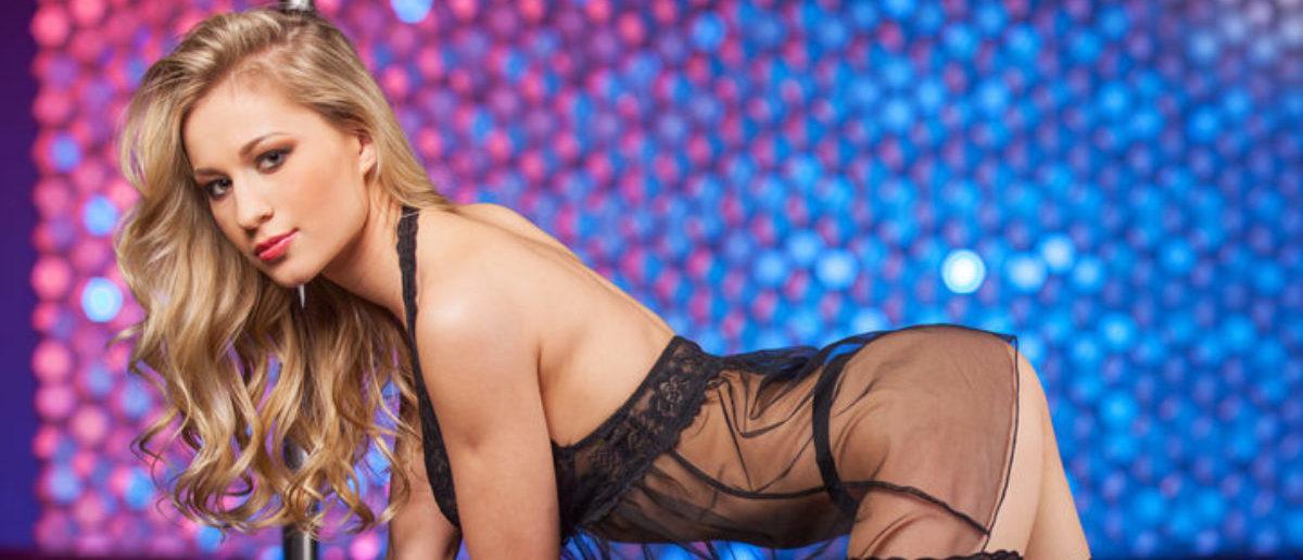Stripper (Credit: Shutterstock)