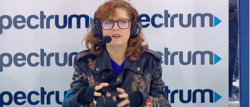 Susan Sarandon (Photo: YouTube Screenshot)