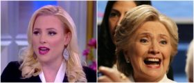 'So Turned Off' – Meghan McCain Unloads On Hillary And The Audience Erupts Into Applause