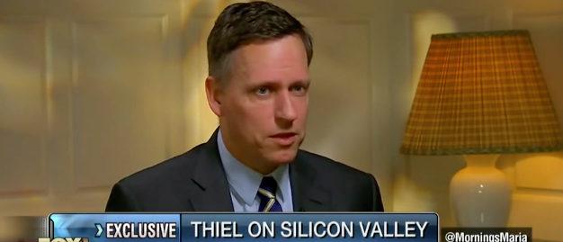 THIEL SILICON VALLEY TOTALITARIAN