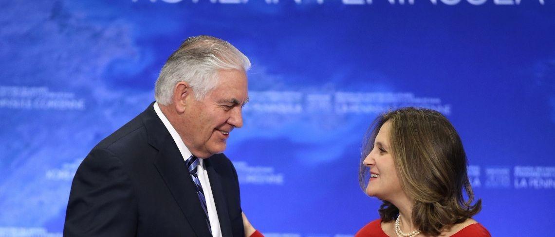 Tillerson Reuters/Ben Nelms