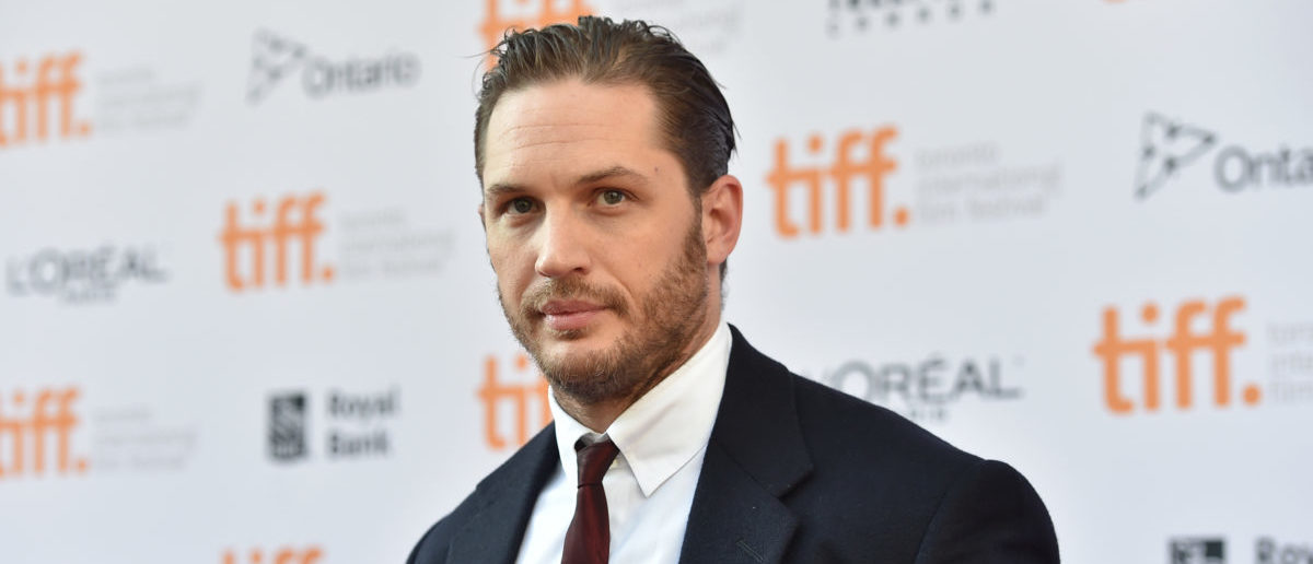 """Actor Tom Hardy attends """"The Drop"""" premiere during the 2014 Toronto International Film Festival at Princess of Wales Theatre on September 5, 2014 in Toronto, Canada. (Photo by Alberto E. Rodriguez/Getty Images)"""