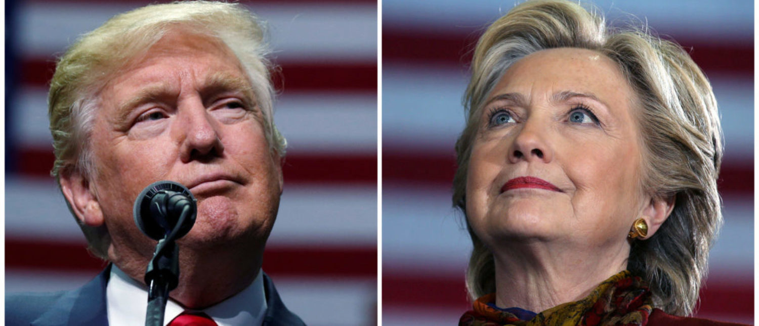 President Trump fulfilled a Hillary Clinton campaign promise by funding Planned Parenthood. REUTERS/Carlo Allegri/Carlos Barria/Files