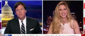 Ann Coulter: Militant, Whiny College Students Accidentally Created A 'Hilarious And Ferocious Generation Of Right-Wingers'