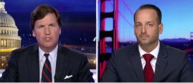 'Not As Many As The Illegals Get To' — Tucker Takes On San Francisco DA Candidate Over Immigration