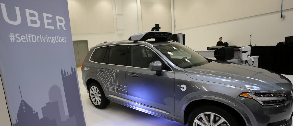 Ubers Self Driving Cars Issues
