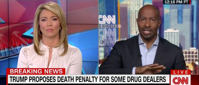 Van Jones CNN screenshot