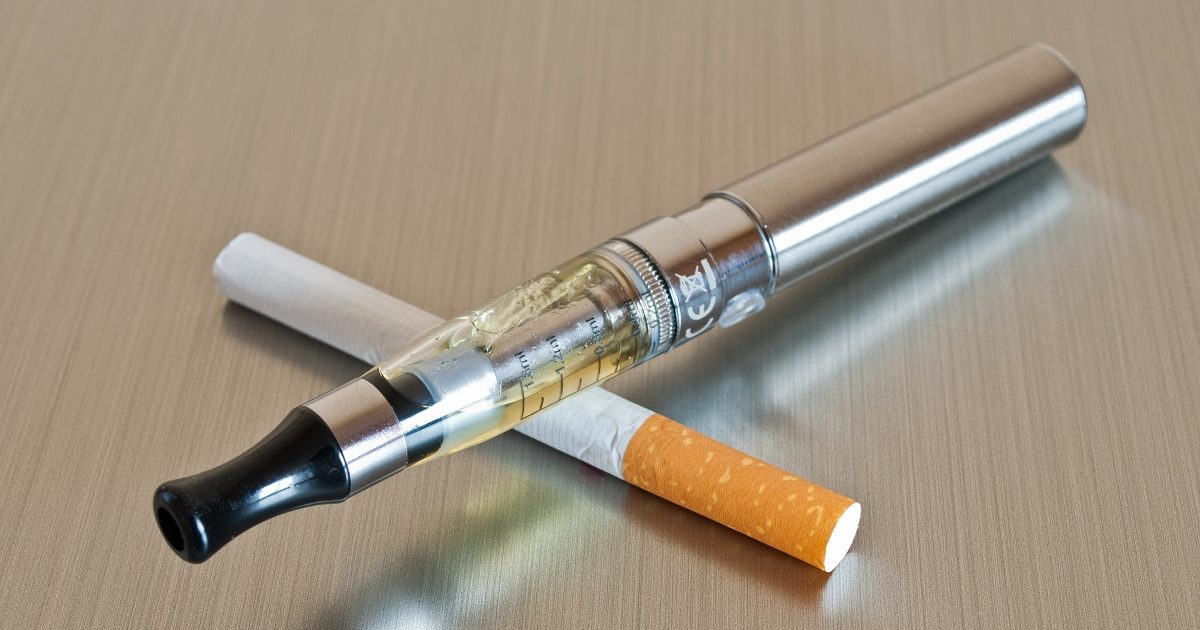 Vaping Is Driving Down Smoking In Iceland E-Cigarette. (NeydtStock/Shutterstock | Smoking Falls Amid Anti-Vaping Crusade | Vaping Bans Are 'Protecting Cigarettes'