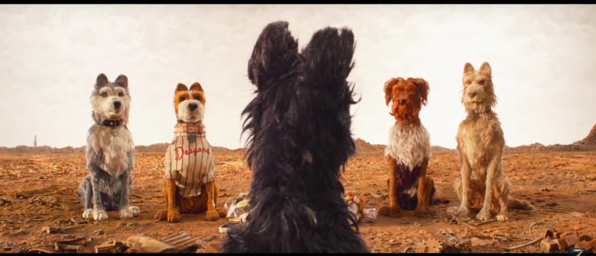Wes Anderson's Isle of Dogs Trailer Screenshot -- Zero Media 3-29-18 | Wes Anderson Movie Triggered Report