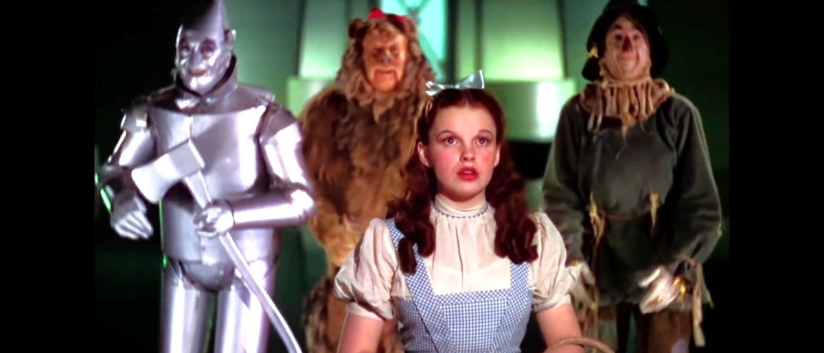 Wizard of Oz YouTube screenshot/Warner Bros Home Entertainment