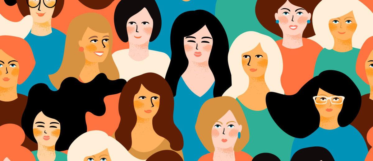 Women's Day/ Nadezda Grapes/Shutterstock