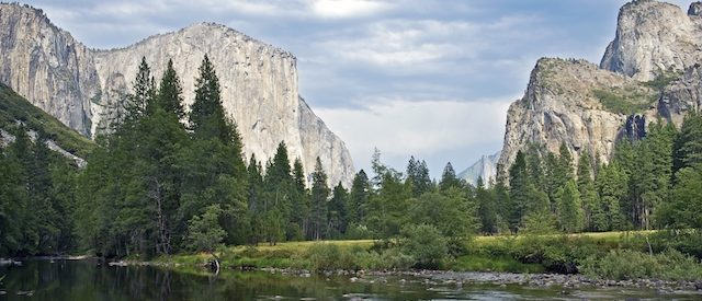 Yosemite Valley (Photo: Shutterstock)