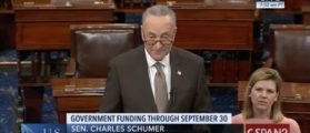 Schumer: Trump Is 'Exactly Right' On Proposed China Tariffs