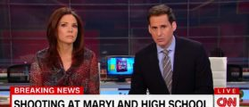 CNN Speculates Over Maryland School Shooting – Interviews Student On Lockdown