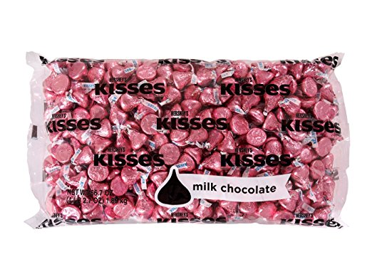Normally $27, these Easter Hershey kisses are 32 percent off today (Photo via Amazon)