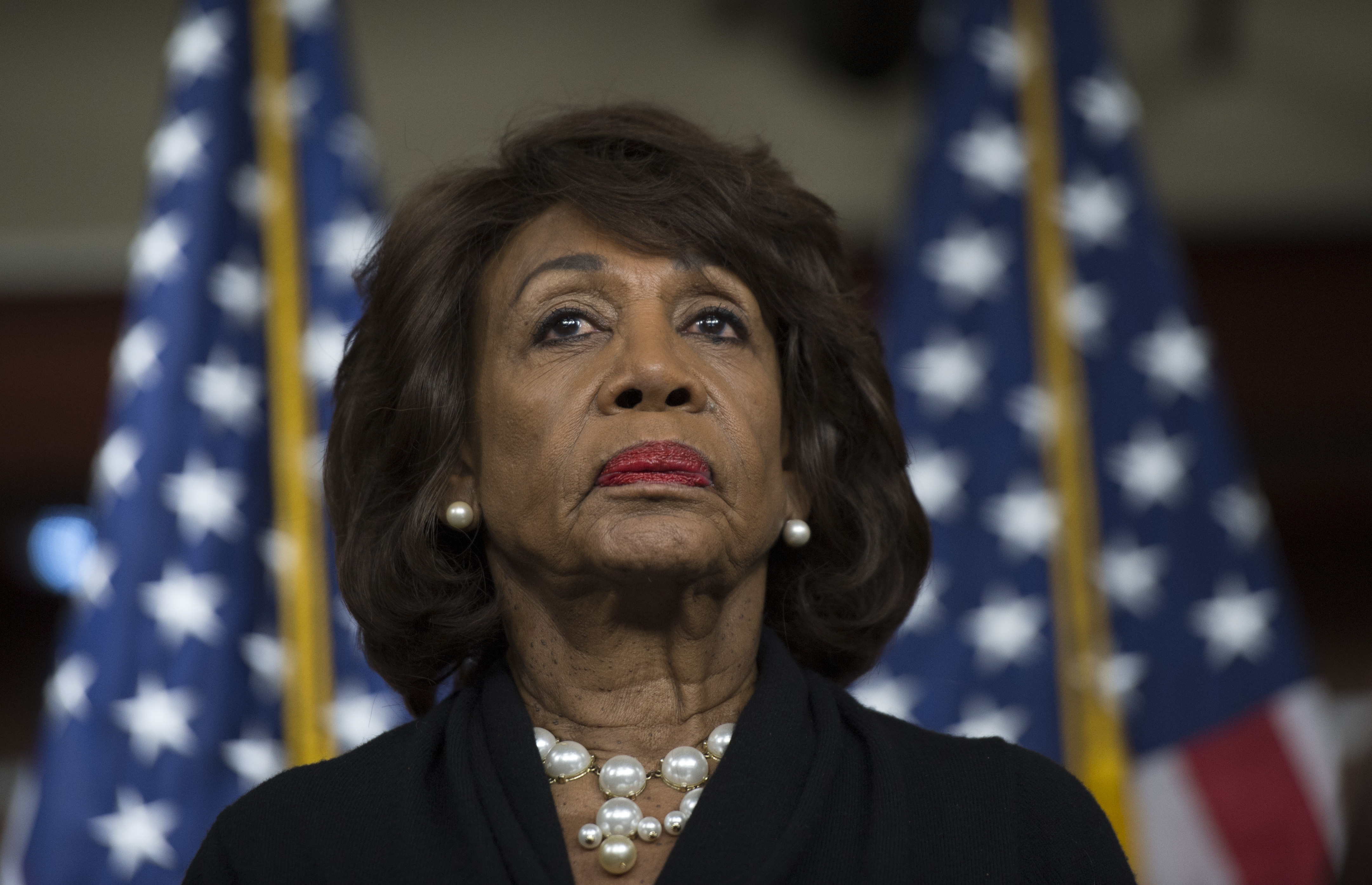 Trump Says Rep. Maxine Waters Needs To Take IQ Test