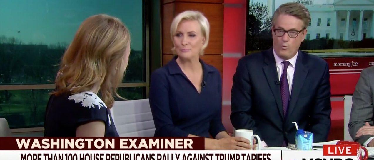 Sarah Westwood on Morning Joe (MSNBC)