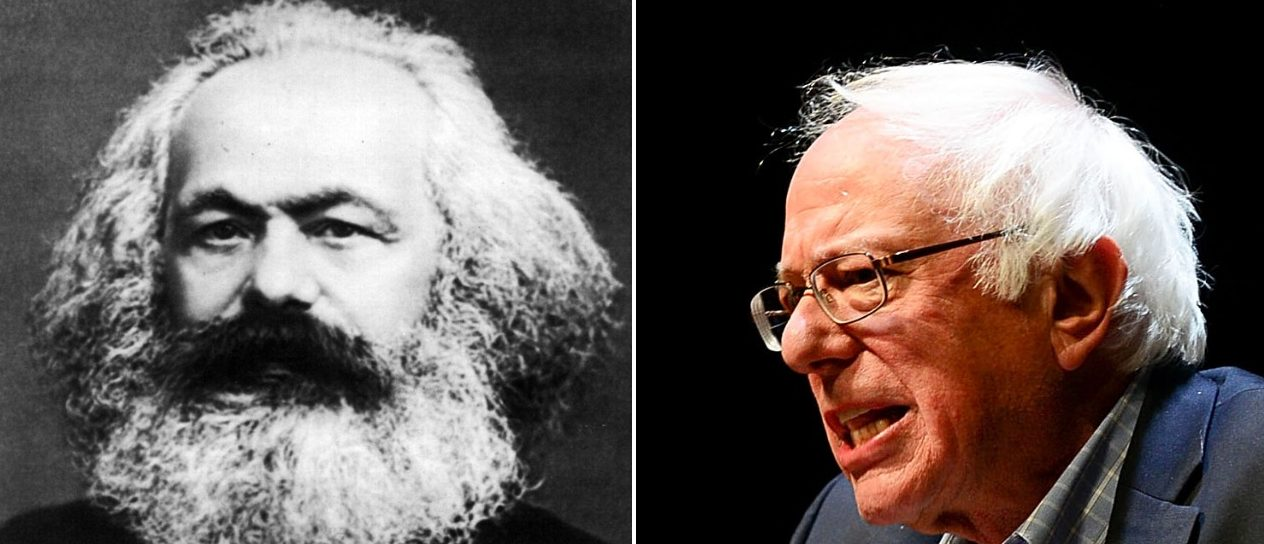 Who Said It: Bernie Sanders Or Karl Marx? The Answers Might Surprise You.