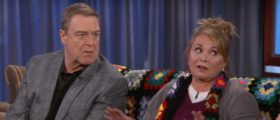 Roseanne Barr Draws First Blood In Throwdown With Jimmy Kimmel: 'Zip That F**kin Lip'