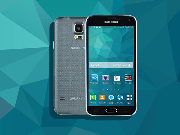 Normally $665, the Samsung Galaxy S5 plus 6 months of service is 71 percent off