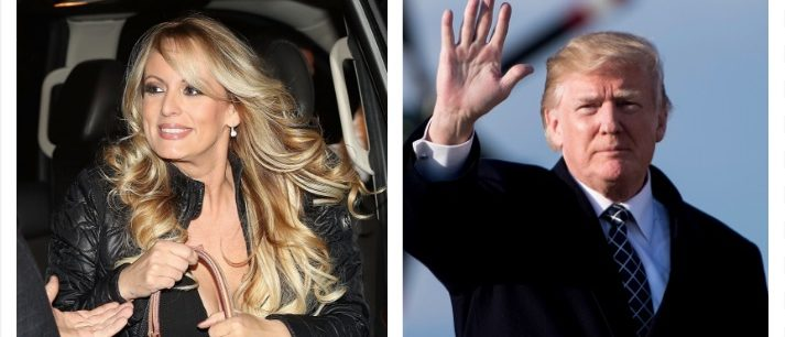 Stormy Daniels, Donald Trump (Getty Images)
