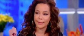 'The View' Host Sunny Hostin Calls Trump 'Such A Bully' — But Biden's Threats Were 'Chivalrous'