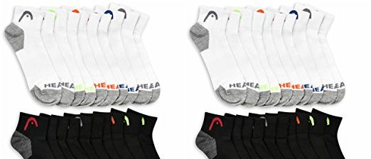 Normally $60, these socks are 67 percent off today (Photo via Amazon)