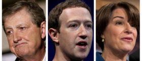 Kennedy, Klobuchar Call For Zuckerberg To Testify Before Senate Judiciary