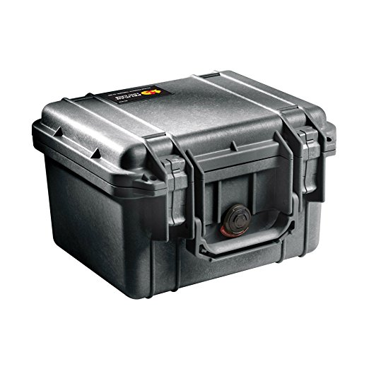 Normally $72, this Pelican camera case is 48 percent off today (Photo via Amazon)