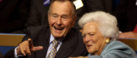 Report: George H.W. Bush In ICU Just Days After Wife's Death