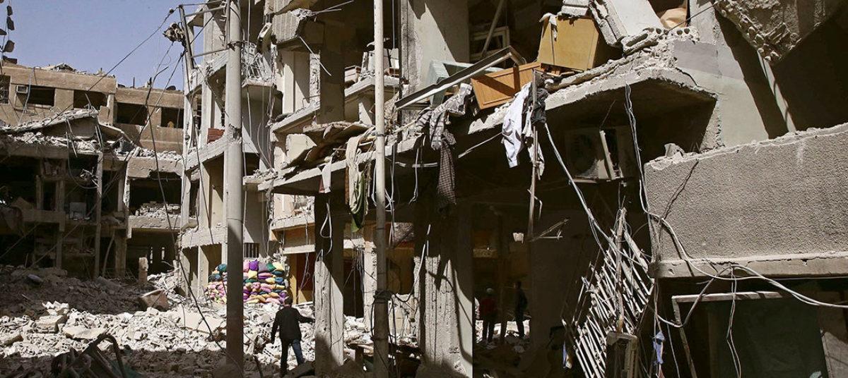 Syria air strike: Latest News, Videos and Photos on Syria ...