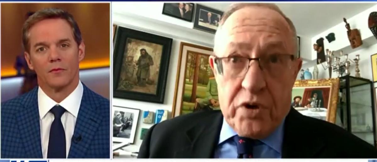 Alan Dershowitz Predicts FBI Will Leak Privileged Information About President Trump - America's Newsroom 4-12-18