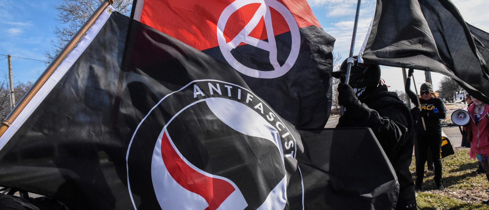 antifa and the splc successfully shut down four anti