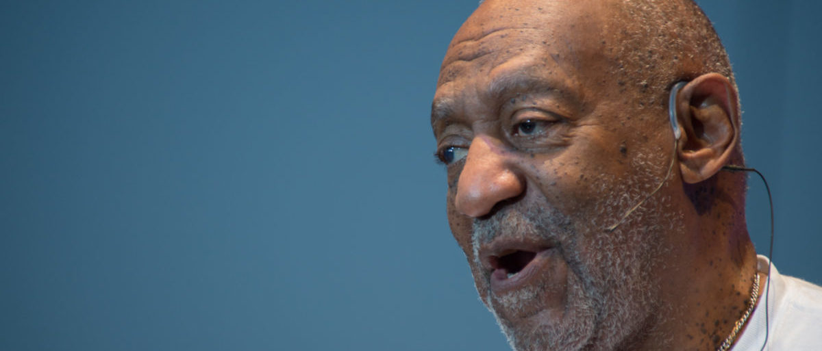 LINCOLN, CA - September 06: Bill Cosby performs in support of his Far From Finished tour at Thunder Valley Casino Resort in Lincoln, California on September 06, 2014 (Shutterstock/Randy Miramontez)