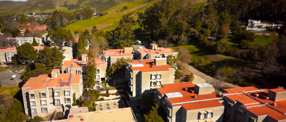 Pictured is an overview of Cal Poly. (Photo Credit: YouTube/UH CPSLO)