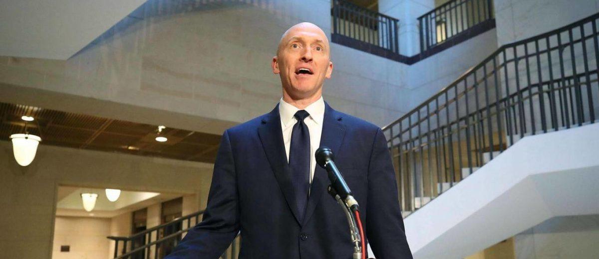 Carter Page (Mark Wilson/Getty)   FISC 2017: Denied Numerous Spy Warrants