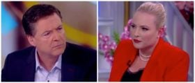 'No Disrespect, But…' — Meghan McCain Grills James Comey For Attacks On Republicans