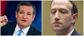 'Profoundly Dangerous' — Ted Cruz Just Put Mark Zuckerberg On Notice