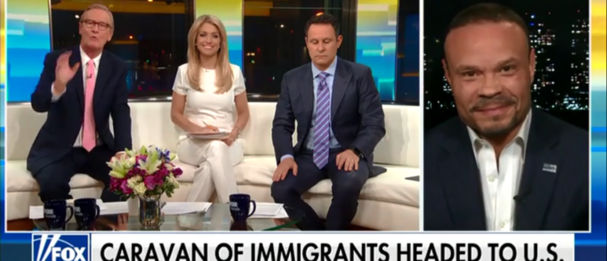 Dan Bongino Sounds Off On Liberals Over Illegal Immigration 'You Can't Have A Country Without Borders' - Fox & Friends 4-2-18