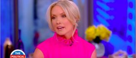 Dana Perino Hits 'View' Host With Some Truth About Politics Not Being 'Personal' [VIDEO]