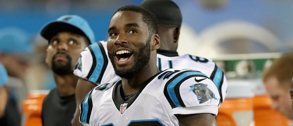 CHARLOTTE, NC - AUGUST 26: Daryl Worley #26 of the Carolina Panthers during their game at Bank of America Stadium on August 26, 2016 in Charlotte, North Carolina. (Photo by Streeter Lecka/Getty Images)