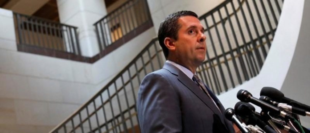Nunes: FBI Withheld Exculpatory Information On Carter Page From FISA Court