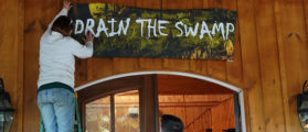 Voters Overwhelmingly Support Draining The Swamp
