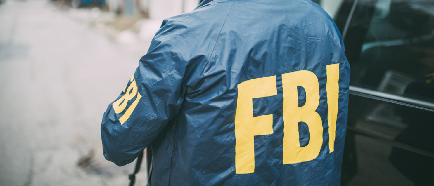 FBI Agent (Shutterstock/Marija Stojkovic) | Kansas Men Convicted For Mosque Bomb Plot