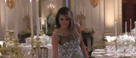 Melania Trump Releases Amazing Video Of Macron's Visit