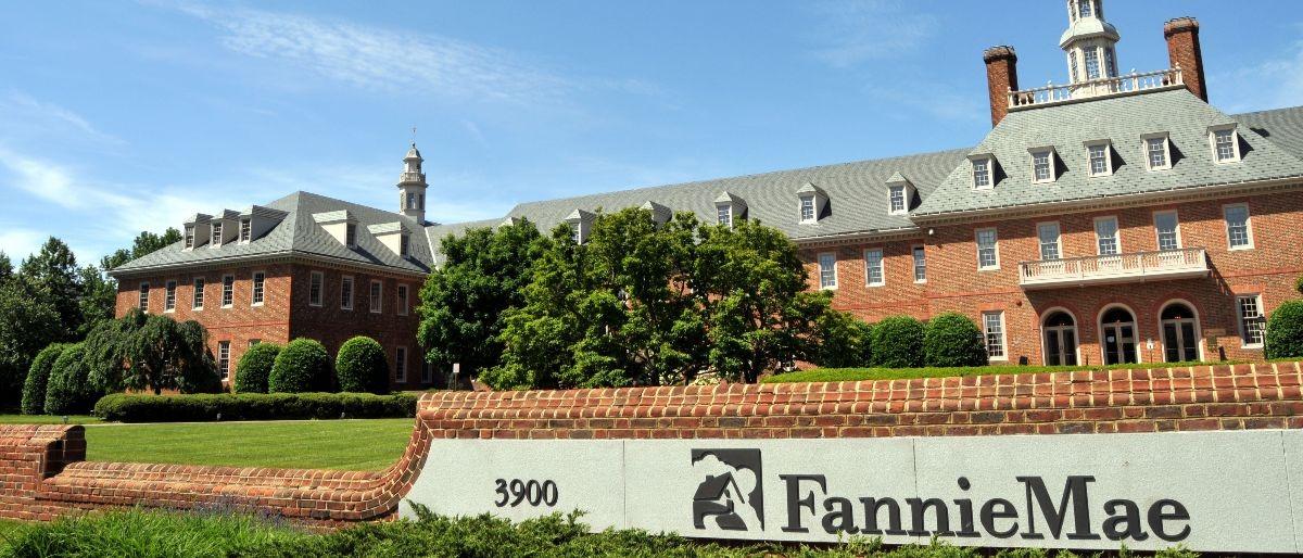 Fannie Mae Shutterstock/Frontpage